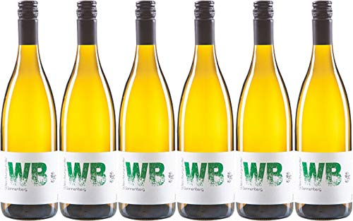 Wein.gut Via Eberle Weissburgunder Sonnenberg 2017 Trocken (6 x 0.75 l)