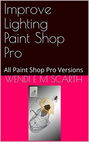 Improve Lighting Paint Shop Pro: All Paint Shop Pro Versions (Paint Shop Pro Made Easy Book 401) (English Edition)