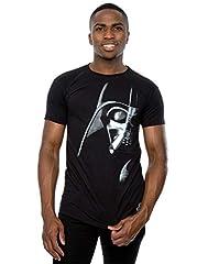 Star Wars hombre Darth Vader Face Camiseta