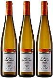 Viñas Del Vero Riesling D.O. Somontano - 3 Botellas de 750 ml - Total :...
