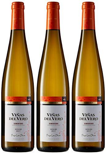 Viñas Del Vero Riesling D.O. Somontano - 3 Botellas de 750 ml - Total : 2250 ml