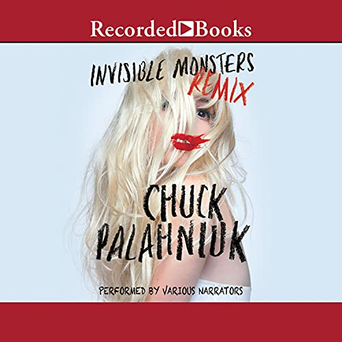 Invisible Monsters Remix cover art