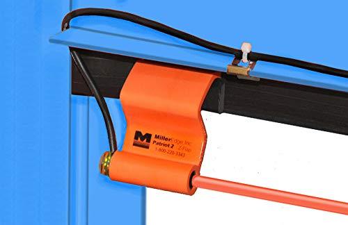Review Of Miller Edge MIRF-Z2 Photo Eye, Fail Safe, 30' ft, Patriot-2 Z-Flap Kit Sensing