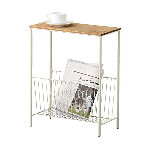 Bureau XIAOLIN nachtkastje bank bijzettafel kleine salontafel hoek tafel ijzer kunst lange smalle tafel opslag rack