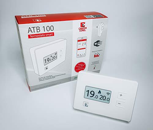 Termostato Campini WiFi ATB100I02