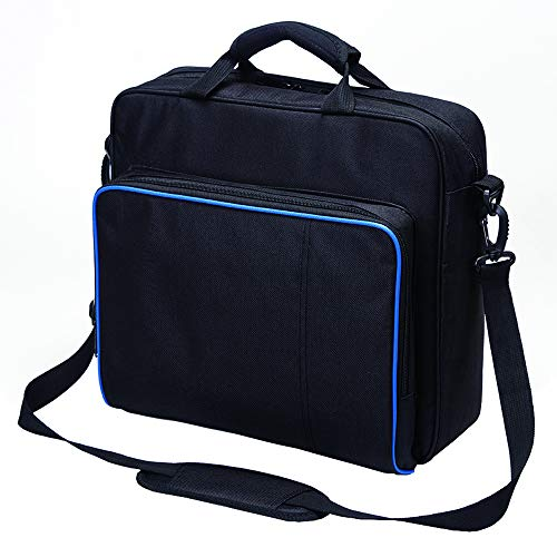 New Travel Storage Carry Case Protective Shoulder Bag Handbag for PlayStation PS4 and Slim System Console Carrying Bag and Accessories #81050