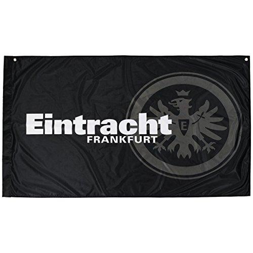 Eintracht Frankfurt Zimmerfahne, Fahne, Flagge 90 x 140 cm SGE - Plus Lesezeichen I Love Frankfurt