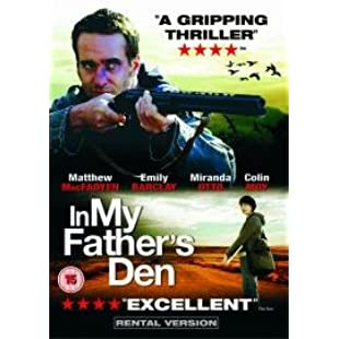 IN MY FATHER's DEN - A GRIPPING THRILLER - 5 STAR MOVIE - THIS WAS INTENDED TO GO TO THE RENTAL MARKET NEVER GOT THERE - CERT 15:Shizuku7148