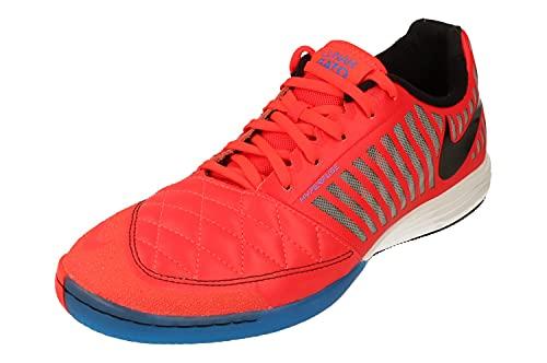 Nike Scarpa Calcetto Lunar GATO II IC Indoor Arancio Fluo 45.5 EU