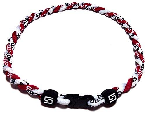 Collar Deportivo de Titanio con 2 Cuerdas, tamaños
