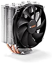 be quiet! BK010 Shadow Rock Slim  - CPU Cooler - 160W TDP- Intel LGA 775 / 1150 / 1155 / 1156 / 1366 / 2011 & AMD Socket A...