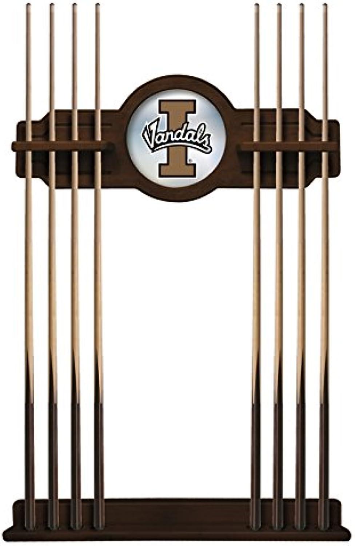 NCAA Pool Cue Rack by Holland Bar Stool, Navajo  University of Idaho