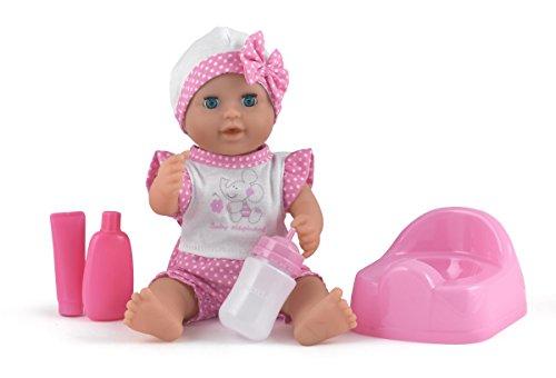 Dolls World Poupées Monde bébé Dribble Coffret Cadeau