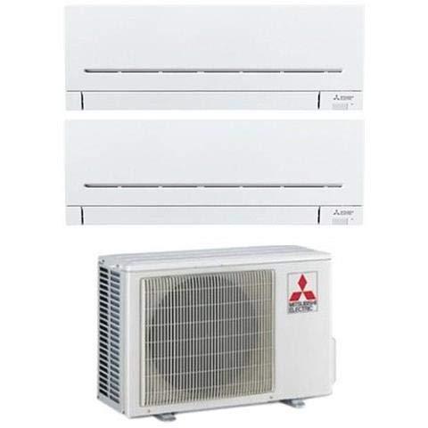 Climatizador 9000 + 12000 BTU, clase A+++/A++, R32 Serie MSZ-AP Plus