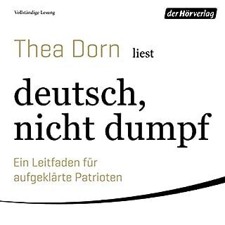 deutsch, nicht dumpf Titelbild