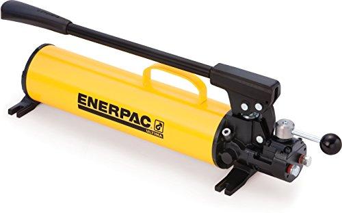 Enerpac P-84 Steel Hand Pump with 4 Way Valve