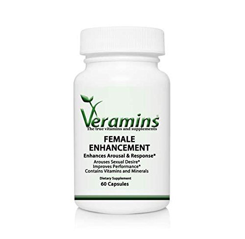 Female Enhancement Formula - Natural Booster with Tribulus Terrestris, Panax Ginseng, Gingko Biloba, Maca Root to Support Energy and Drive, Wellness and Desire - Stimulation - Women - Sex Pills