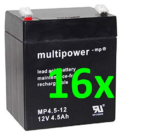 Batteria di ricambio per APC Smart-UPS RT SURTD5000RMXLI RBC44 RBC 44 /...