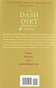 The Dash Diet Weight Loss Solution: 2 Weeks to Drop Pounds, Boost Metabolism, and Get Healthy #3