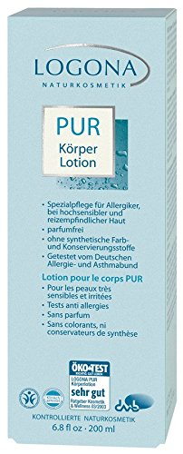 Logona Bio PUR Körperlotion (6 x 200 ml)