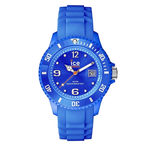 Ice-Watch - ICE forever Blue - Blaue Jungenuhr mit Silikonarmband - 000125 (Small)