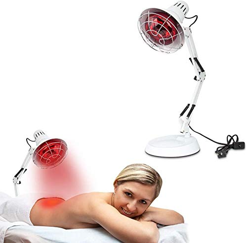 Find Discount Set Heat Lamps for Near-Infrared Light Therapy 150W to Relieve Pain in The Muscle Join...