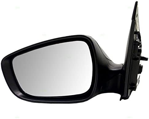 Over item handling Brock Replacement overseas Drivers Power Side Compatib Mirror Heated View