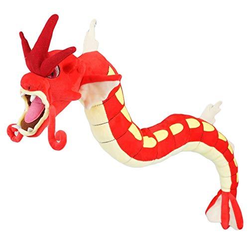 Pokemon Plushies Gyarados Shiny Dragon Plush Toys Anime Pets Soft Stuffed Animal Kids
