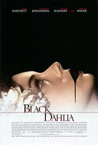 The Black Dahlia Movie Poster (27,94 x 43,18 cm)