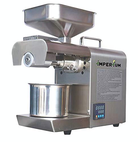 imperium 600 Watt Organic Stainless Steel Temperature Controller Oil Press...