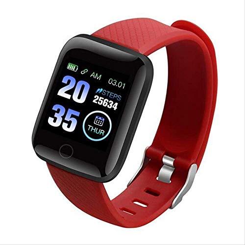 Yuechenxin Smart Armband Schlafmesser Uhr Blutdruck Herzfrequenz Sport Armband Sport Armband