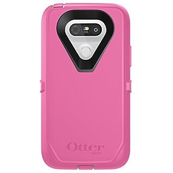 OtterBox DEFENDER SERIES Case for LG G5 - Retail Packaging - BERRIES N CREAM  SAND/HIBISCUS PINK