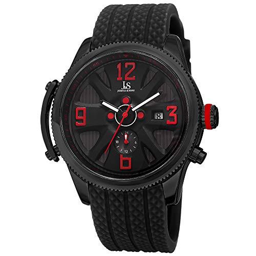 Joshua & Sons Reloj de Cuarzo Man 44mm