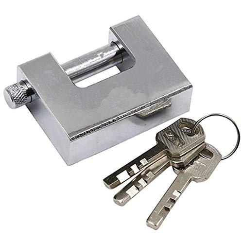 Slot rechthoekige balken anti-diefstal hangslot anti-diefstal anti-diefstal deurkast deurbeveiliging hangslot hardware accessoires 5-4,5 - 2 cm.