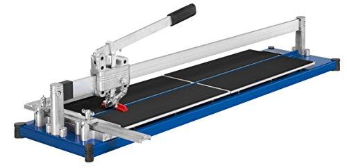 Fliesenschneider TopLine STANDARD 920 mit einer Gesamtschnittlänge von 920 mm. ROBUST-Ausführung mit Stahl-Grundplatte.