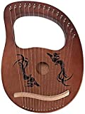 Immagine 2 aacxrcr lyre harp 16 string