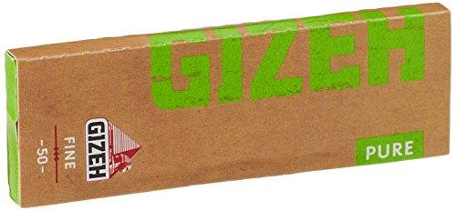 Gizeh Zigarettenpapier, Gelb, S