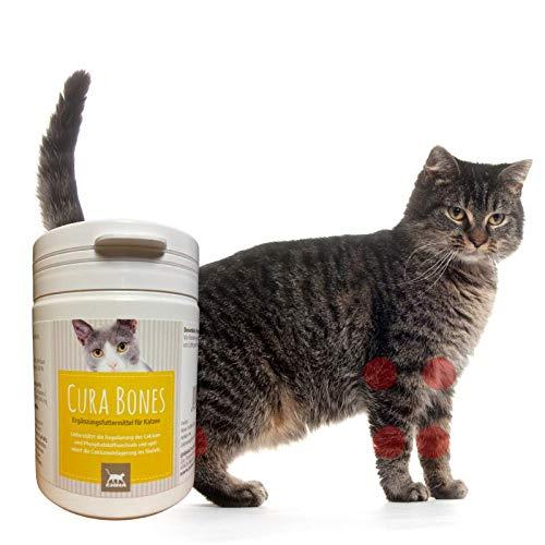 EMMA® Joint Powder Cat I MSM, Chondroïtine, Glucosamine I Vitamine C, K3, D + Calcium voor Katten I Kotsen Supplement I Dosis 150g