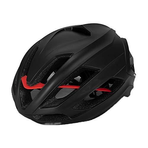 DYB Antikollisionskappe Radfahrenhelm - eingebauter Kiel Fahrrad Reiten Helm Männlich Rennrad Bike Mountainbike Helm Radmütze Weibliche Outdoor-Ausrüstung Leicht und atmungsaktiv (Color : 03)