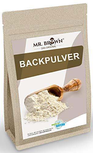 Mr. Brown Backpulver 250g zum Backen Pulver (3,98€/100g)