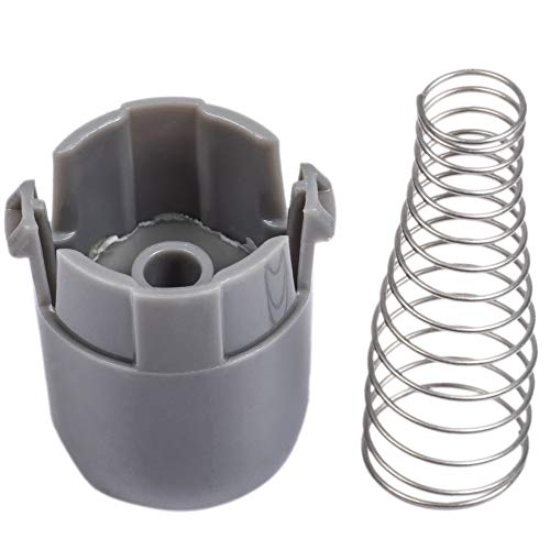 PAVO Premium AGM73610701 Washer Magnetic Door Plunger and Spring Holder - Exact Fit for LG & Kenmore Washers - Replaces AP5331994, AGM73610702, MEG61961401