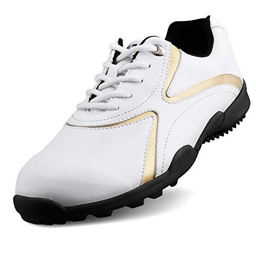 HJJGRASS PGM Hommes Chaussures De Golf Antidérapantes...