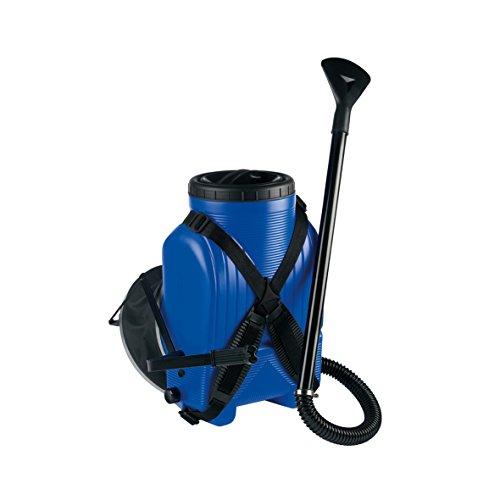 GDM Twister Mochila sulfatar, Azul, 35x22x50 cm