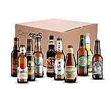 Cervezas del Mundo Regalo (Pack 10 variedades) - Pack Cervezas del Mundo Regalo - Cervezas del Mundo...