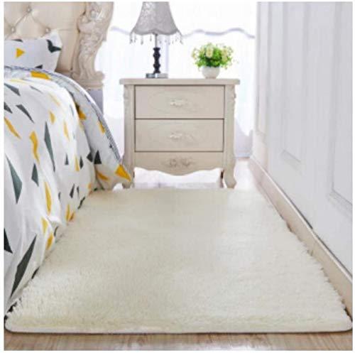 CarPET tjock tvättad silke ull halkfri vardagsrum soffbord filt sovrum sängmatta yogamatta...