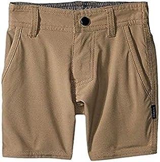 オニール ONeill Kids キッズ 男の子 ショーツ 半ズボン Khaki Stockton Hybrid Shorts [並行輸入品]