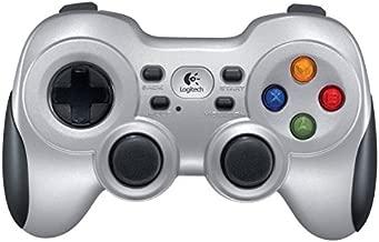 (Renewed) Logitech F710 Wireless Gamepad (Silver and Black)