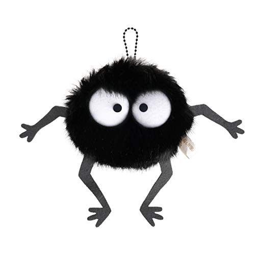 CoolChange Totoro süßer Rußmännchen Geldbeutel, Susuwatari Portemonnaie
