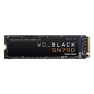 WD_BLACK 2TB SN750 NVMe Internal Gaming SSD Solid State Drive - Gen3 PCIe, M.2 2280, 3D NAND, Up to 3,400 MB/s - WDS200T3X0C (B07M9VXSXG)   Amazon price tracker / tracking, Amazon price history charts, Amazon price watches, Amazon price drop alerts
