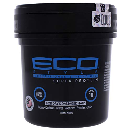 Ecoco Style Gel Super Protein Regular 8 oz